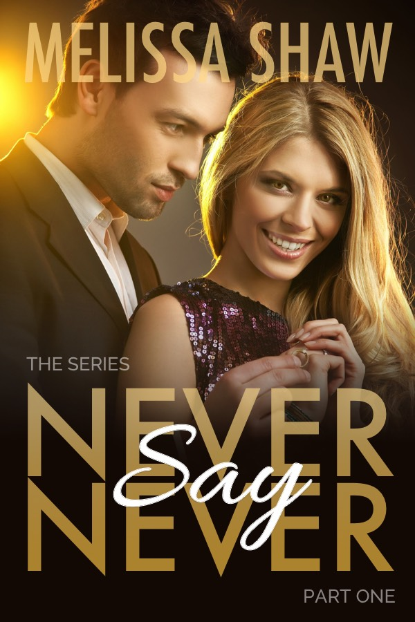 Contemporary Romance Never Say Never Book One Cover