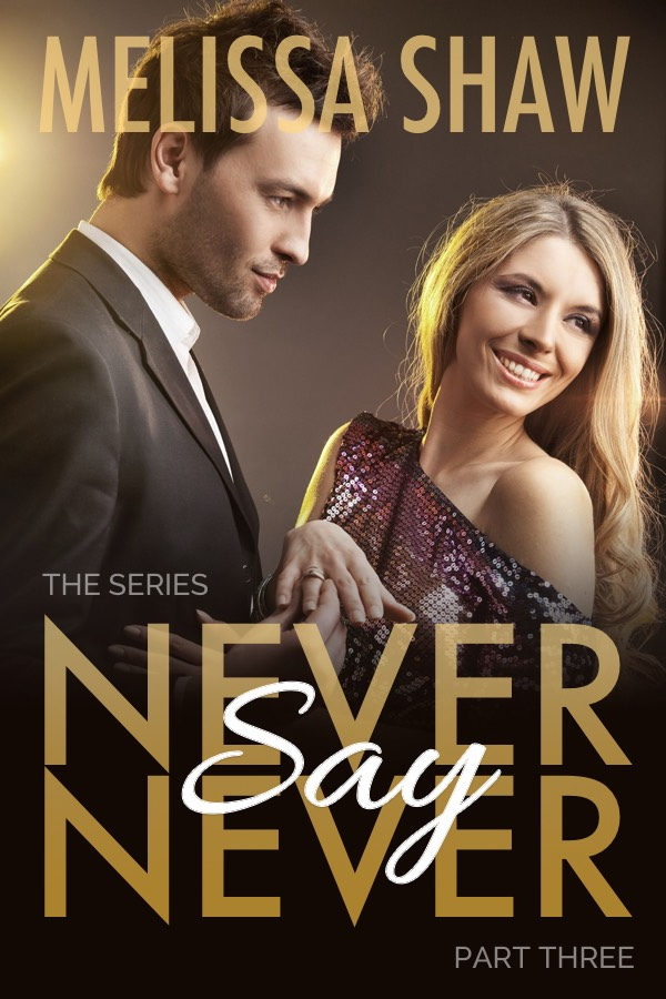 Never Say Never by Melissa Shaw